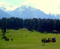 Srinagar Tourism Package